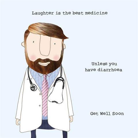 Gift Card: Get Well Soon