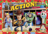Toy Story 4 - Toy Entourage 35 Piece Puzzle Frame Tray