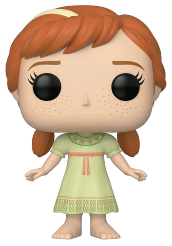Pop! Frozen II - Young Anna Pop! Vinyl