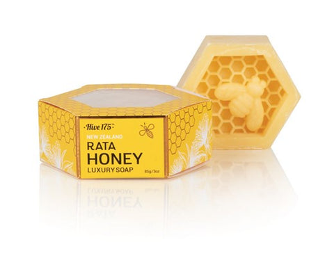 Hive 175 Rata Honey Soap 85g