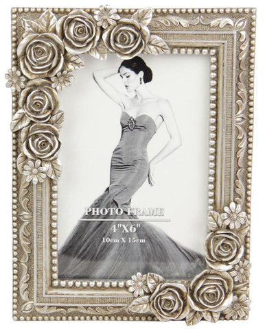 Primrose Photo Frame Champagne