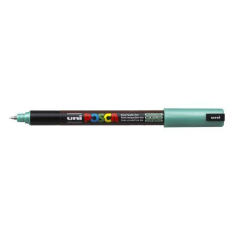 Uni Posca Marker PC 1MR Metallic Green