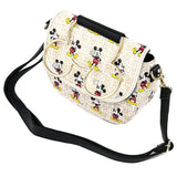 Loungefly: Mickey Mouse - Hardware Crossbody