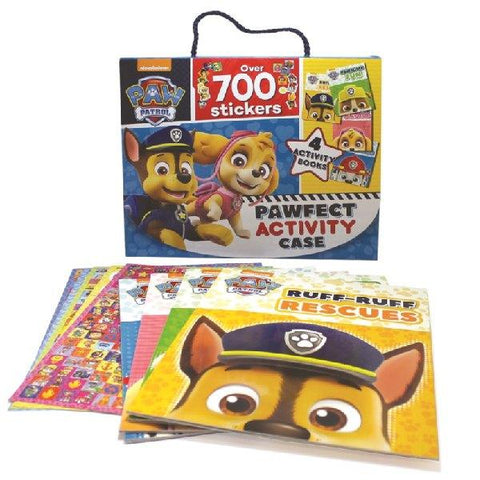 Paw Patrol On The Go Activity Case