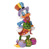 Britto Uncle Scrooge Large Figurine