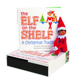 Elf On The Shelf Girl Brown Eyes