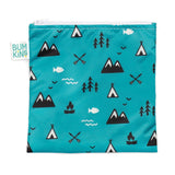 Bumkins Large Snack Bag - Adventure