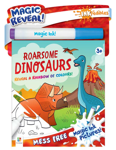 Inkredibles: Magic Ink Roarsome Dinosaurs