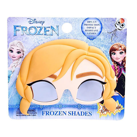 Sun Staches - Lil Characters Frozen Anna