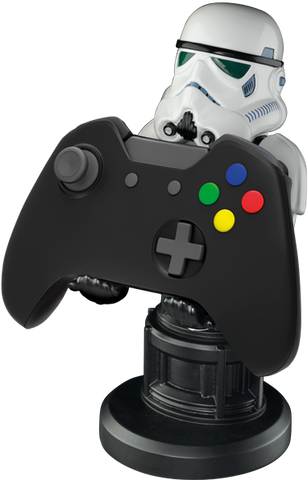 Star Wars Stormtrooper Phone & Controller Holder