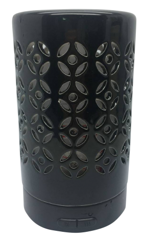 Ultrasonic Essential Oil Diffuser - Obsidian