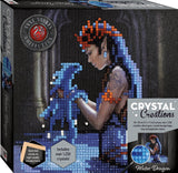 Anne Stokes Crystal Creations Kit - Water Dragon