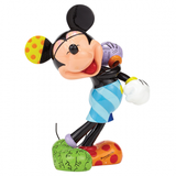 Laughing Mickey Mouse Figurine - Britto