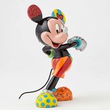 Mickey Mouse Cheerful Figurine - Medium - Britto