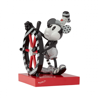 Steamboat Willie Figurine by Britto