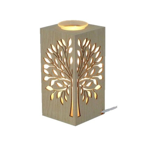 Tree of Life Woodcraft Electric Oil Burner