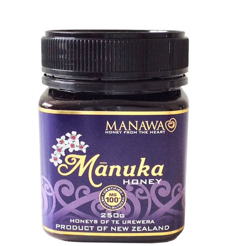 Manawa Manuka Honey 250g