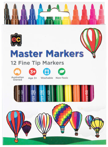 Master Markers Pack
