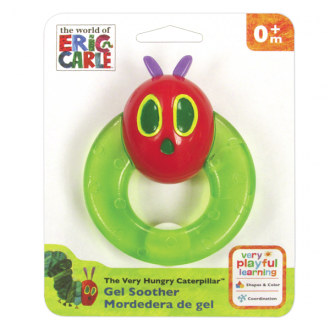The Very Hungry Caterpillar - Teether Gel Soother