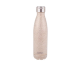 Oasis Shimmer Insulated Drink Bottle Champagne 500ml