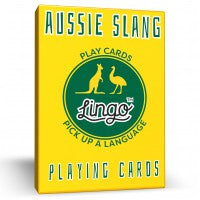 Lingo Playing Cards - Aussie Slang