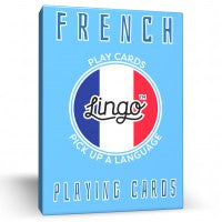 Lingo Playing Cards - French