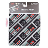 Bumkins Large Snack Bag - Nintendo Console
