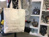 Tote Bag My Book Club