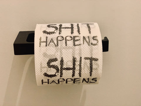 Toilet Roll - Shit Happens