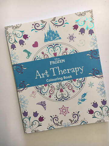 Disney Frozen Art Therapy - Colouring Book