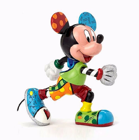 Mickey Track & Field Medium Figurine by Britto