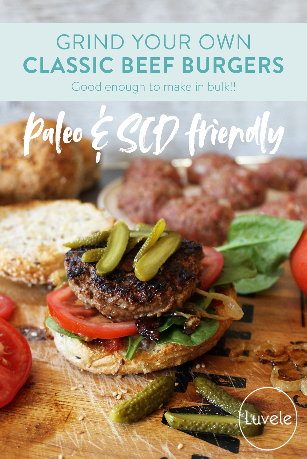 paleo beef burger patties