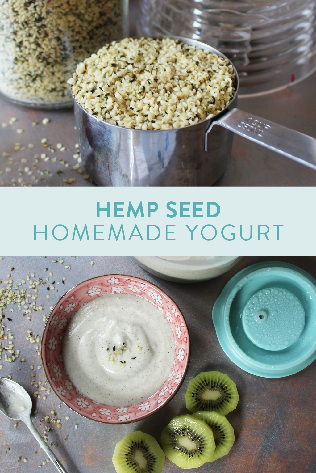 hemp milk yogurt