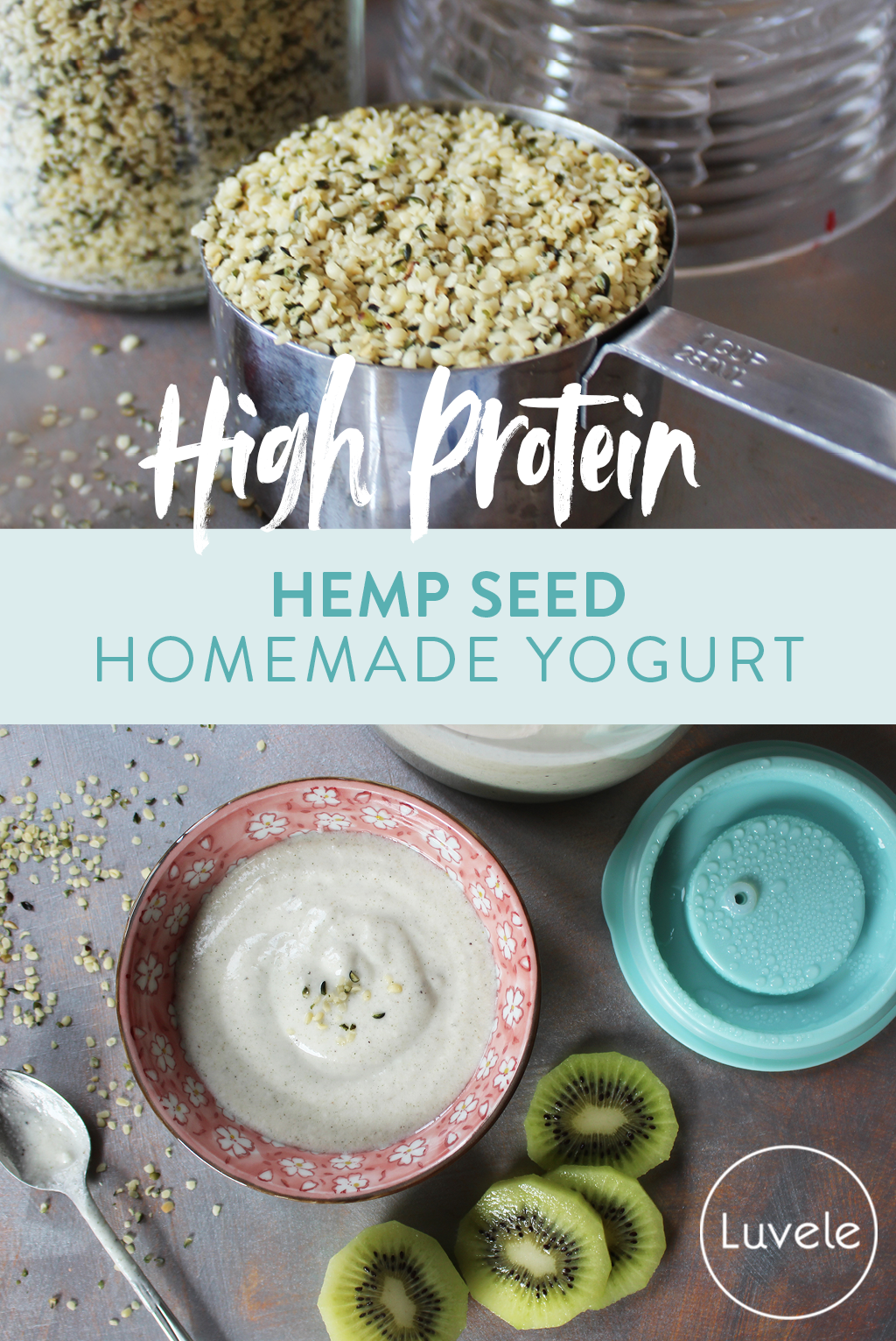 hemp yogurt recipe
