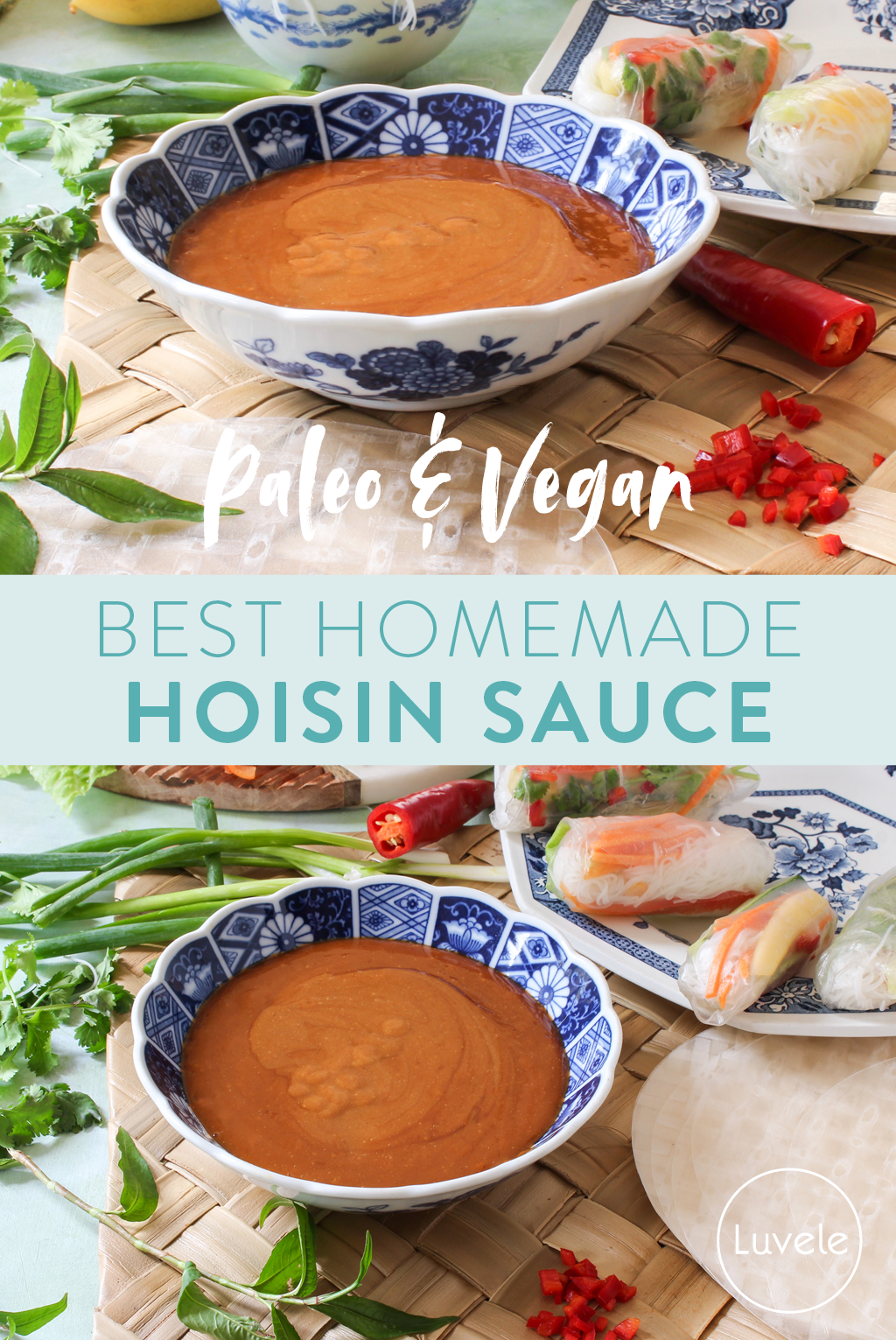 Homemade Hoisin sauce recipe