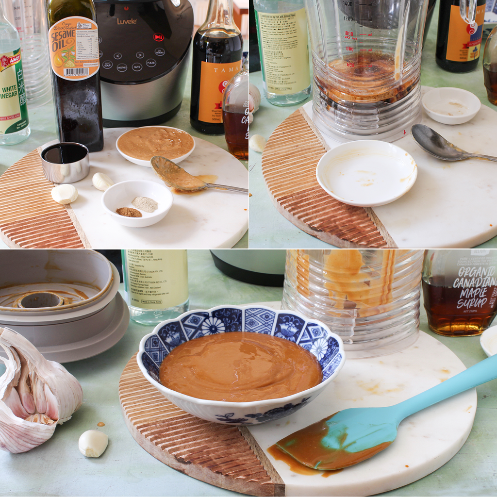 Hoisin sauce recipe