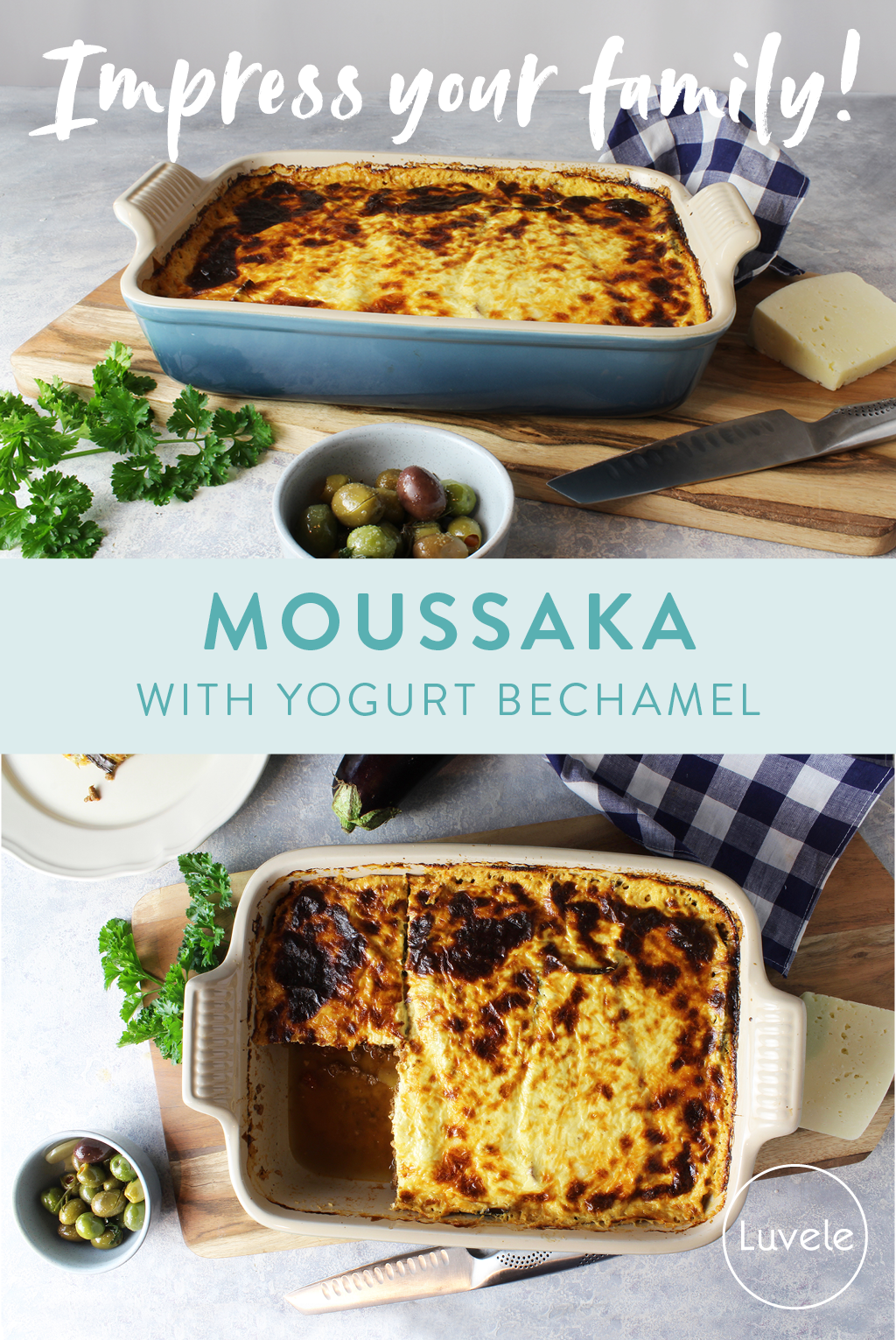 homemade moussaka recipe