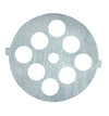Luvele, 12mm Stainless Steel Cutting Plate for the Luvele Meat Grinder,Meat Grinder