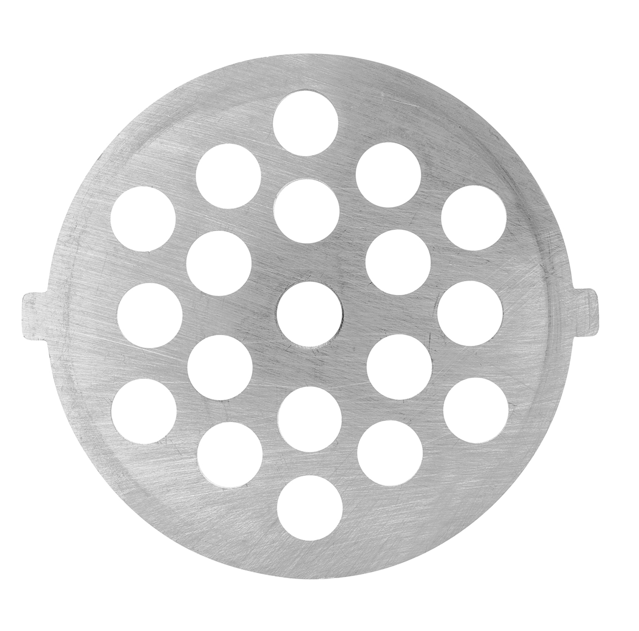 Luvele, 8mm Stainless Steel Cutting Plate for the Luvele Meat Grinder,Meat Grinder
