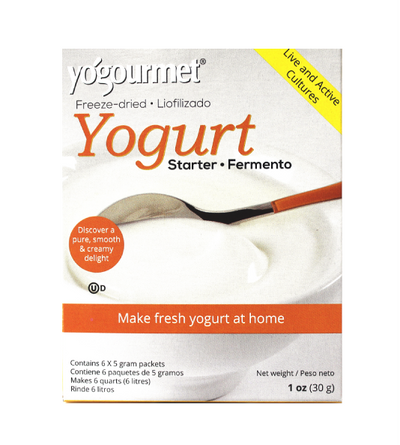 Yogourmet Traditional Yoghurt Starter SCD Friendly | 30 grams