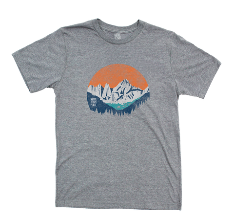M's Mt. Whitney Eco 50/50 Blend T-Shirt