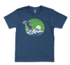 M's Mt. Rainier Osprey Eco 5050 Blend T-Shirt