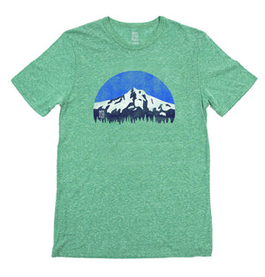 Kid's Mountain Lover Eco Tri-Blend T-Shirt