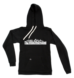 Grand Tetons Eco Pullover Hoodie