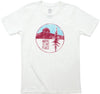 M's CA Redwood Eco 50/50 Blend T-Shirt
