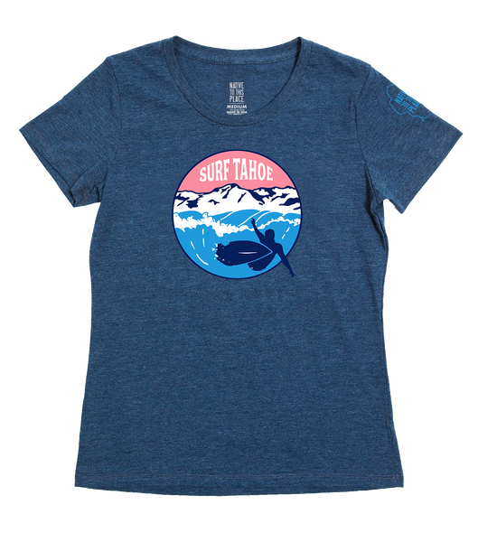 W's Surf Tahoe Eco-Blend T-Shirt