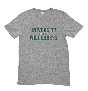 Kid's University of the Wilderness Eco T-Shirt