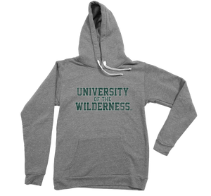 University of the Wilderness Eco Pullover Hoodie