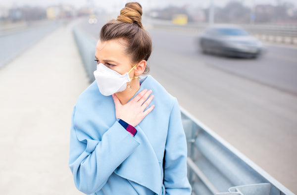 How Pollution Damages Your Skin
