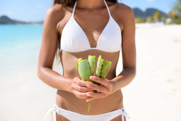 sunburn natural remedies that work
